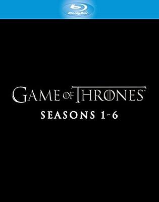 Game of Thrones - Season 1-6 [Blu-ray]