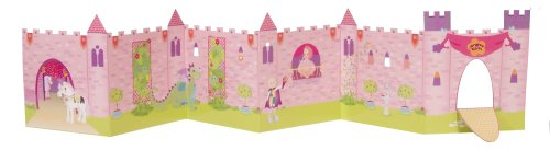 Manhattan Toy - 131500 - Poupée et Mini-Poupée - Groovy Girls - Château Royalicious Princess