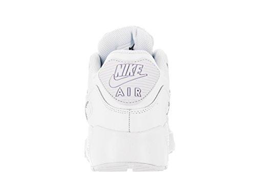 Nike Herren Air Max 90 Ltr (Gs) Laufschuhe Elfenbein (Bianco)