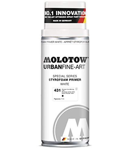 Urban Primer (Molotow : Urban Fine Art : 400ml : Styrofoam Primer White 431 : Ship By Road Only)
