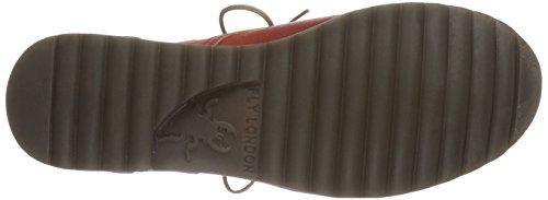 FLY LondonDEVE436FLY - Scarpe stringate Donna Rosso (Rot (DEVILRED 002))