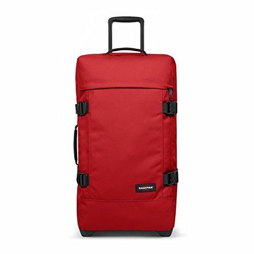 Eastpak Tranverz M Bagage Cabine, 67 cm, 78 L, Rouge