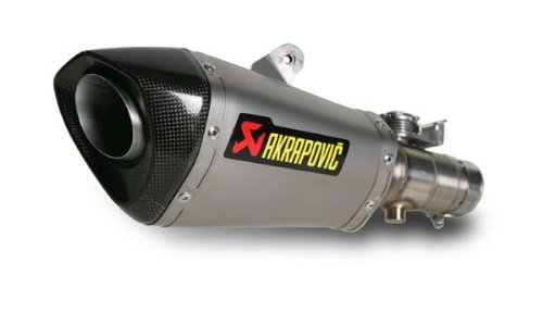 AKRAPOVIC Exhaust for YAmAhA YZF R6 10 Slip-On titanium for sale  Delivered anywhere in UK