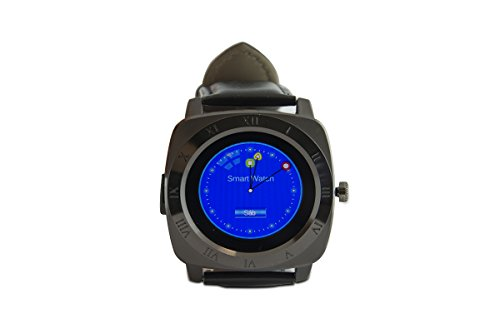 "Ksix BXSWC01 - Smartwatch de 1.3"" con cámara, Color Negro"
