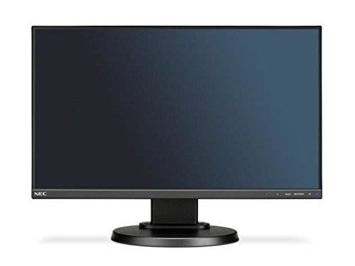 NEC Multisync E241n 60, 96cm 24Zoll LCD Monitor mit LED Backlight IPS Panel 1.920x1.080 HDMI Schwarz