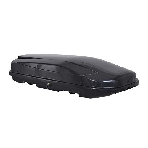 Dachbox Junior Xtreme 600 schwarz glänzend (152597)