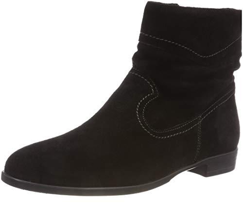 Tamaris Damen 25005-21 Stiefeletten, Schwarz (Black 1), 39 EU