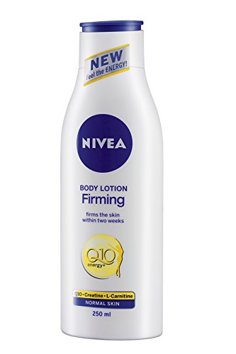 Nivea Q10 Energy Plus Firming Body Lotion, 250 ml – Pack of 6