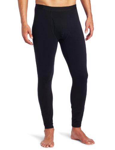 Columbia Midweight Sous-vêtement technique pantalon homme Noir FR : XXL (Taille Fabricant : XXL)