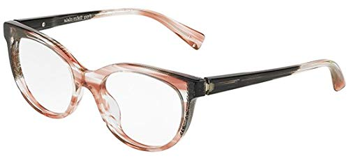 Occhiali da vista alain mikli 0a03078 pink black donna