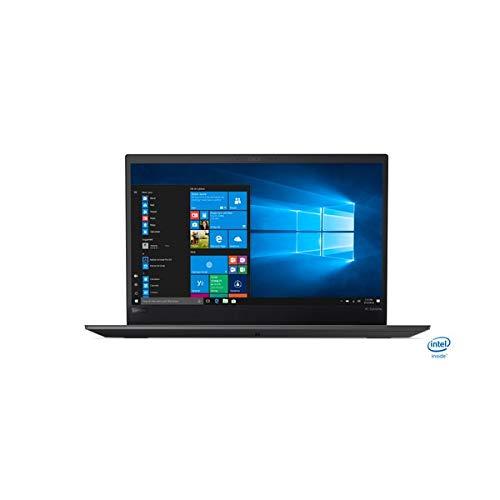 Lenovo ThinkPad X1 Extreme - Ordenador portátil de 15.6'' 4K (Intel Core i7-8750H, 16GB de RAM, 512GB de SSD, Nvidia GTX1050Ti-4GB, Windows 10 Pro) Negro - Teclado QWERTY español