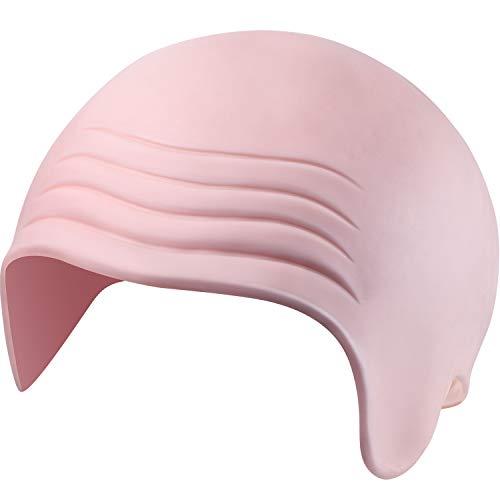 WILLBOND Bald Kappe Glatze Dicker Latexkopf Kappe Haut Schädel Perücke Kappe Kostüm Cosplay Hut für Kinder Erwachsene