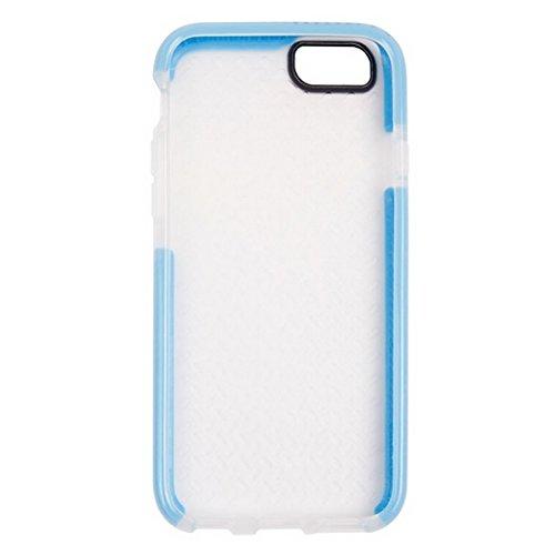 Wkae Case Cover Für iPhone 6 Plus &6s Plus-Reis-Körner-Muster-TPU-Schutzhülle ( Color : Grey ) Blue
