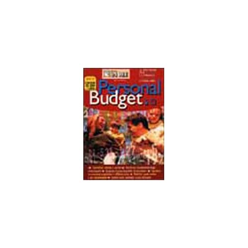 Personal Budget 1.0. Con Cd-Rom