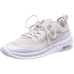 Nike Wmns Air MAX Axis, Zapatillas de Running para Mujer, Gris (Vapste Grey Oracle Pink/White 008), 37.5 EU