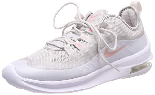 9f331486 Nike Air MAX Axis, Zapatillas de Running para Mujer, Gris (Vapste Grey  Oracle