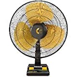 CROMPTON FULL METAL TABLE FAN