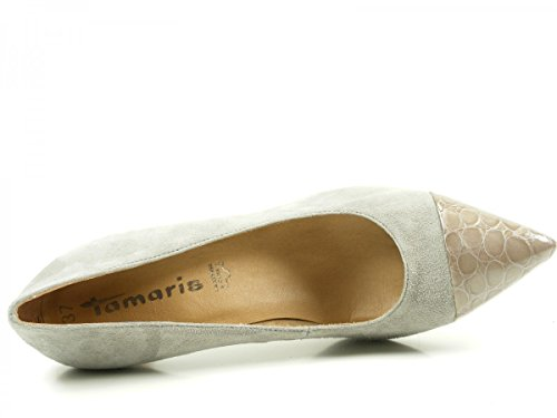 Tamaris 1-22412-28 Scarpe Col Tacco da donna Blau
