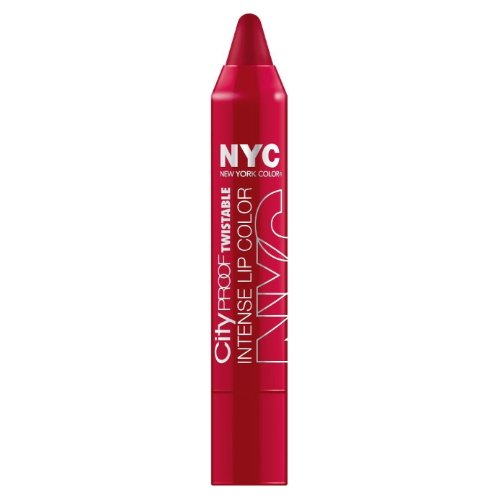 (3 Pack) NYC City Proof Twistable Intense Lip Color - South Ferry Berry by NYC
