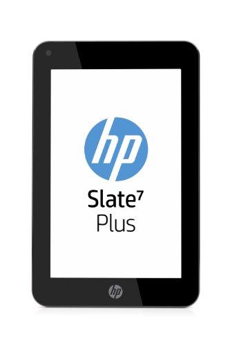 HP F4W54EA Slate 7 Plus 4200EL Tablet, Android 4.2, NVIDIA Tegra 3 Quad-core, 1 GB RAM, 8 GB eMMC, micro SD Expandible 32 GB, Argento