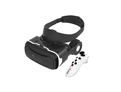 Nola Sang 3D Virtual Reality Gläser VR Headset Licht Version Virtual Reality Goggles Neueste...
