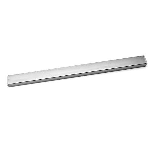 Belukies supporto da tavolo magnetico da 40 cm supporto da tavolo pieghevole acciaio inossidabile di alta qualità coltello da appendere utensile e utensile striscia orizzontale per utensili da cucina