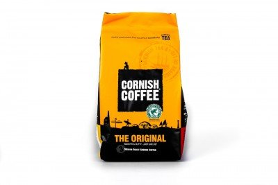 Cornish Original Blend Ground Coffee 227g by Cornish Tea & Cornish Cofffee