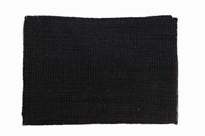Commando Netzschal SCHWARZ schwarz (Kleidungsstücke Militärische)