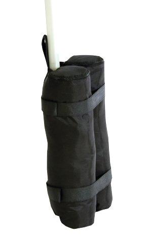 Oztrail - Kit Sacs De Sable (Lot De 4 Sacs) Deluxe Sand Bags Mpgo-Sbkd-A Lot 4 Sacs De Lestage De Fixation Pour Tonnelle Parasol Pavillon Sable Jardin 42 X 48 Cm