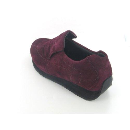 Ara-12-42602 Gil femme Sneaker cuir Rouge