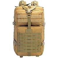 TianBin Zaino Tattico Militare 45L - Zaino da Trekking Montagna per Adulti  Zaino da Viaggio Campeggio f2fc7f1cd53