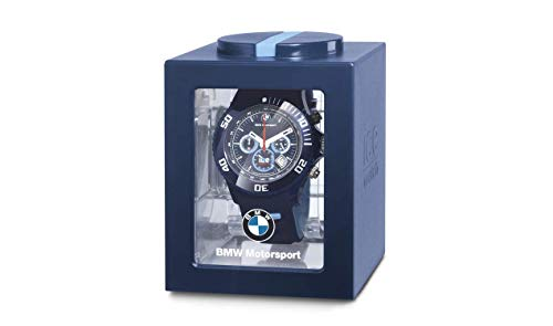 BMW Motorsport Chrono ICE-Watch Big, Light Blue