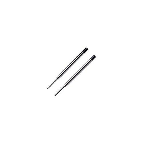 Q-Connect KF04246 Kugelschreiber-Großraummine, schwarz, fein