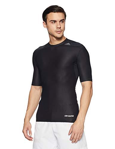 adidas Herren T-shirt TF Power SS Black, L -