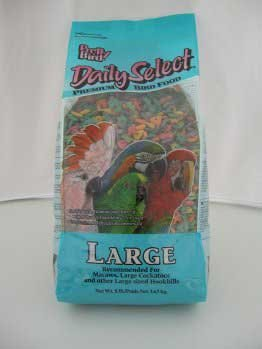 Pretty Bird Daily Select Large Complete Parrot Food 3.63kg (8lb)