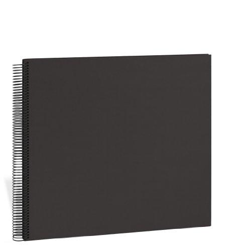 allbum-a-spirale-economy-medio-nero-20-fogli-di-cartoncino-foto-nero-libro-per-incollare-foto-qualit
