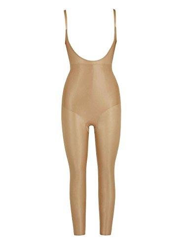 Spanx Damen SYF Formender Body, Beige (Broadway Beige 000), 46 (Herstellergröße: XL)