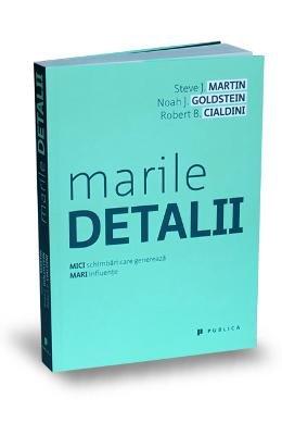 MARILE DETALII por STEVE J MARTIN