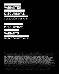 Variantes. Discursivas. Colección Musac III (ACTAR)