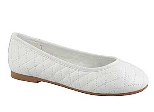 Kennedy,Maedchen Festliche, Ballerina, 471, weiss Weiß