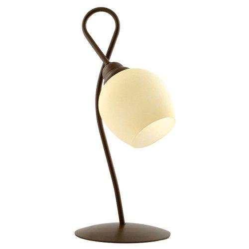 MIKI I Klassisches Design Tischlampe Tischleuchte