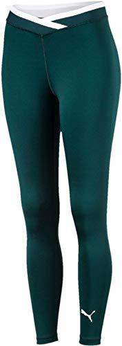 Puma Soft Sports Leggings 7/8 Pantalon Femme, Ponderosa Pine, FR : L (Taille Fabricant : L)