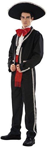 Imagen de my other me  disfraz de mejicano para hombre, s viving costumes 203685