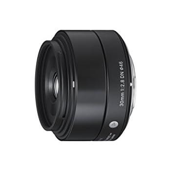 Sigma 30 mm F2.8 DN SE ART - Objetivo para cámaras digitales sin espejo (montura E, 30 mm), color negro