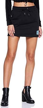 Calvin Klein Women's J20J208051-Black Calvin Klein Straight Skirt For Women - B