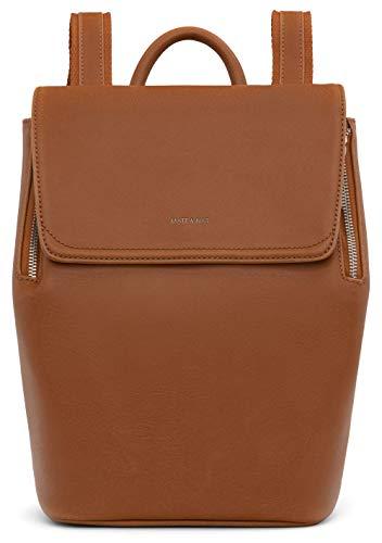 Matt & Nat Fab Mini Damen Rucksack Beige - Nat Handtaschen Matt