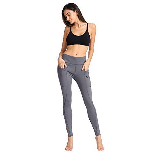 Felicove Leggings für Damen, Damen Lange Leggings Frühling Leggings High Wasit Leggings Sportswear Style Hose Damen Sport Leggings Sport Strumpfhose Leggings Sporthose Yoga Sport Pants -