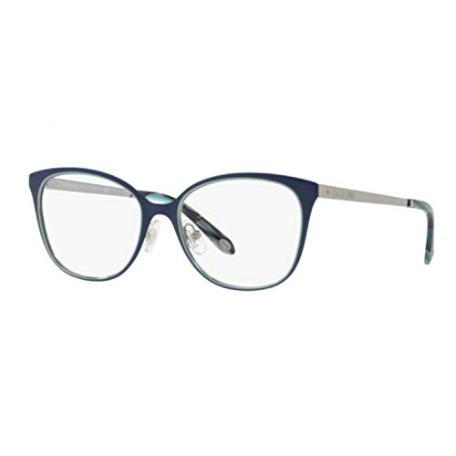Occhiali da vista donna tiffany & co tf 1130 6129 blu eyeglasses sehbrille 140