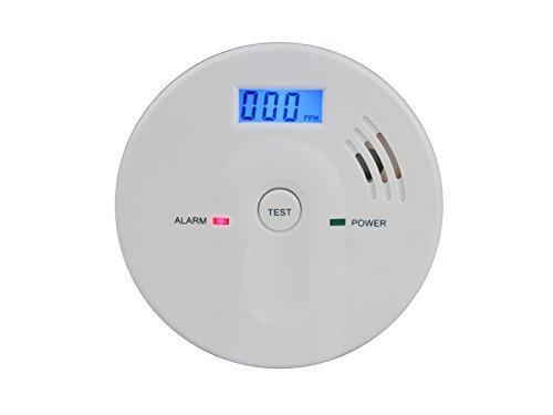 CO Kohlenmonoxid RH-103 CO Melder Detector LCD Anzeige