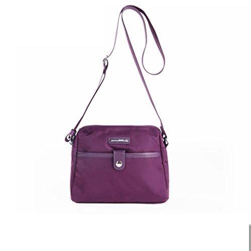 coreano moda borsa/Messenger bag casuale/Borsa tracolla da donna-A D